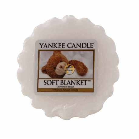 Tartaleta Yankee Candle SOFT BLANKET