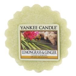 Tartaleta Yankee Candle LEMONGRASS & GINGER