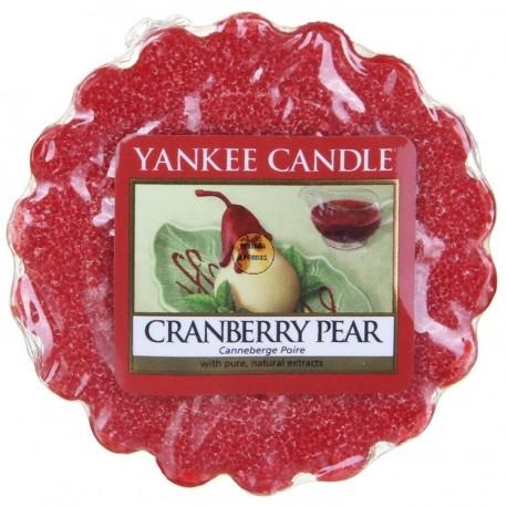 Tartaleta Yankee Candle CRANBERRY PEAR