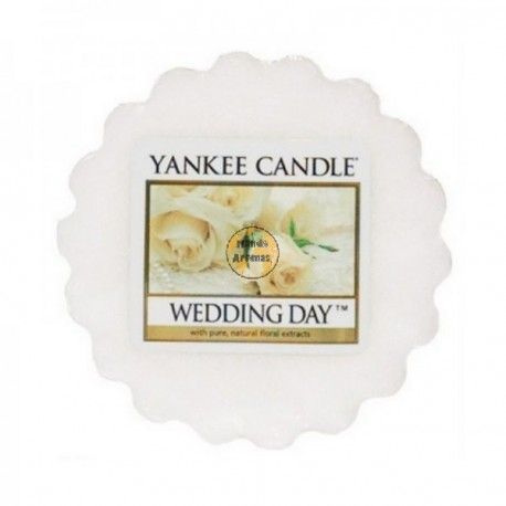 Tartaleta Yankee Candle WEDDING DAY