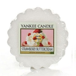 Tartaleta Yankee Candle STRAWBERRY BUTTERCREAM