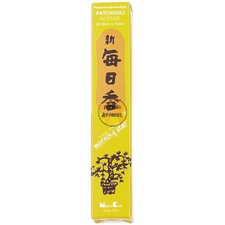 Icienso Japonés Morning Star PATCHOULI